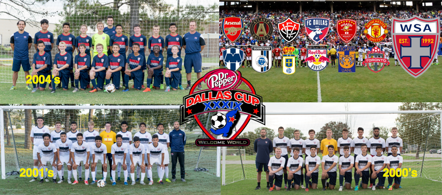 3 WSA TEAMS SELECTED TO TRAVEL TO WORLD RENOWN TOURNAMENT